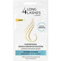 LONG4LASHES Maska serum do włosów z fitokeratyną
