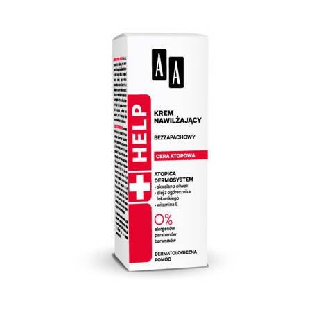 AA Help Cera Atopowa krem nawilżający bezzapachowy 50ml