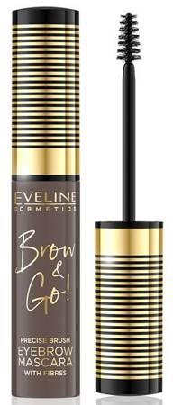 Eveline BROW AND GO! Tusz do brwi 01 LIGHT