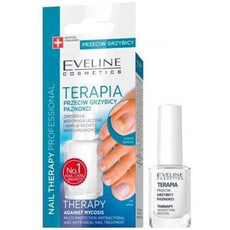 Eveline Eveline Nail Therapy Terapia przeciw grzybicy paznokci 12ml