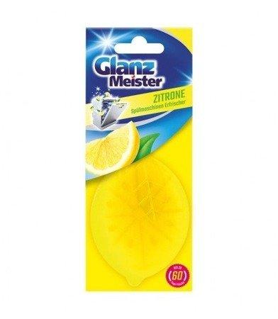 GlanzMeister odświeżacz do zmywarki zapach cytryny