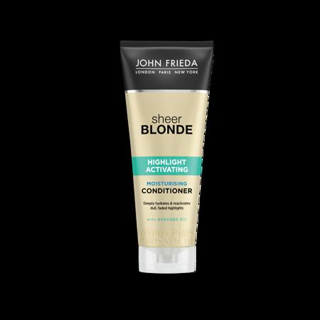 John Frieda Sheer Blonde Odżywka do jasnych blondów