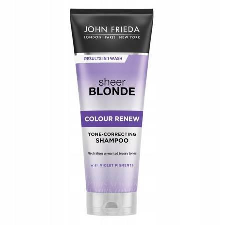 John Frieda Sheer Blonde Szampon Colour Renew 250ml