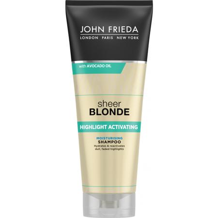 John Frieda Sheer Blonde Szampon do jasnych blondów