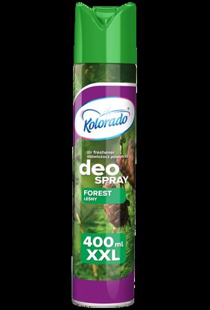 Kolorado Deo Spray odświeżacz Leśny 400ml