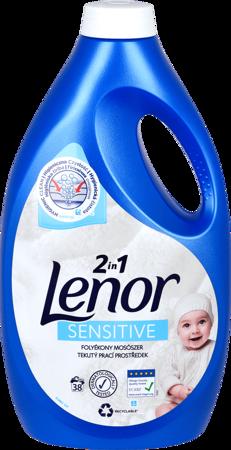 Lenor Żel do prania SENSITIVE 38WL 2,09L