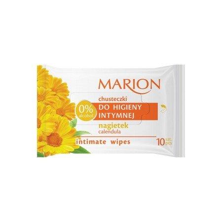 Marion Chusteczki do higieny intymnej z nagietkiem