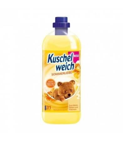 Płyn do płukania Kuschelweich Sommerliebe 1 L-31WL