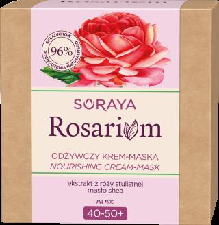 Soraya Rosarium Odżywczy krem-maska na noc 40-50+