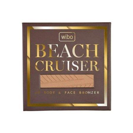 Wibo Puder brązujący BEACH CRUISER nr1