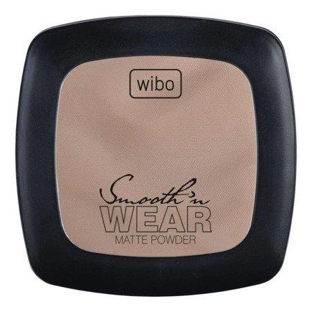 Wibo Puder matujący SMOOTH & WEAR 2